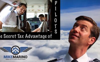 The Secret Tax Advantage of Pilots 100% of CPAs Don't Know About
