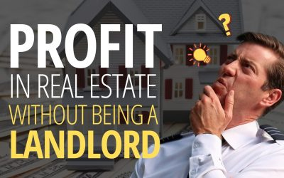 You Don't Have To Be a Landlord? Learn How Anyone Can Add Wealth With Real Estate 2020