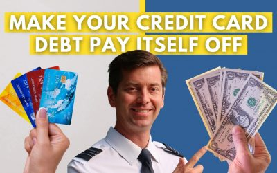 How to Make a Credit Card Debt Pay Itself Off AND Increase Your Retirement Account