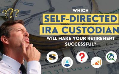 CARES Act Distro, Check…Now What? Self-Directed IRA Custodian Review