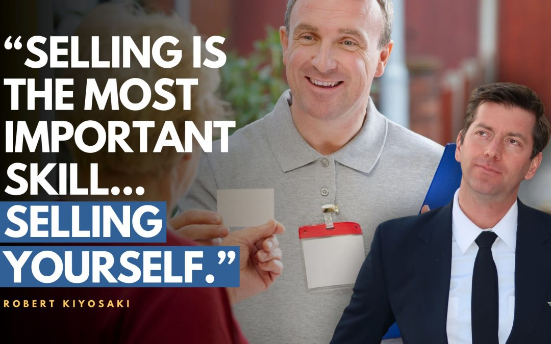 For Those Who Hate Salesmen: Selling Yourself, Advice From Pro Salesman, Frank Fallone